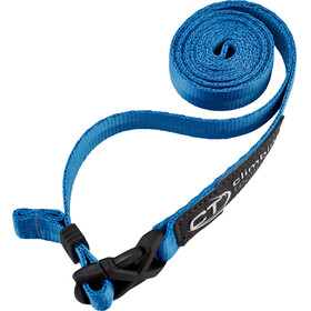 Climbing Technology Clippy Evo Webbing Belt blue